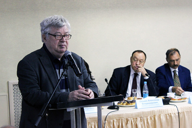 Всеволод Богданов, Союз журналистов России