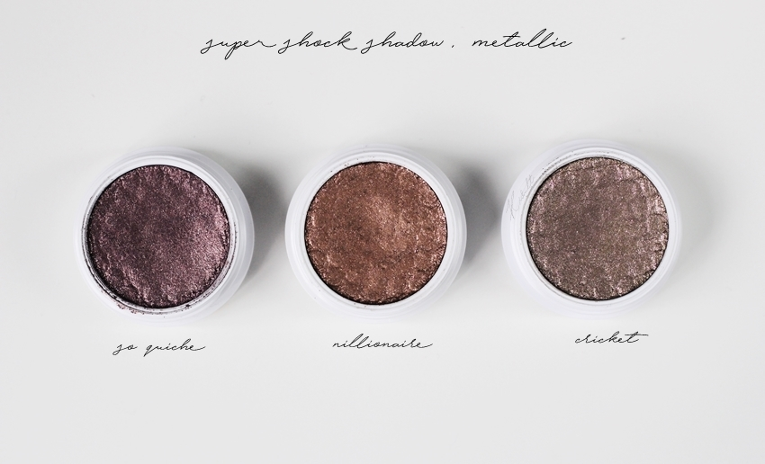 colourpop metallic shadows