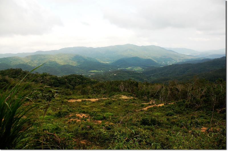 八瑤山東邊一片開闊地