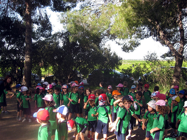 Excursión a la Granja Escuela Masía del Cosí
