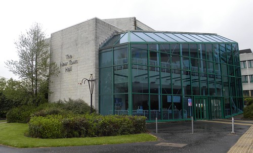Cumbernauld New Town Hall