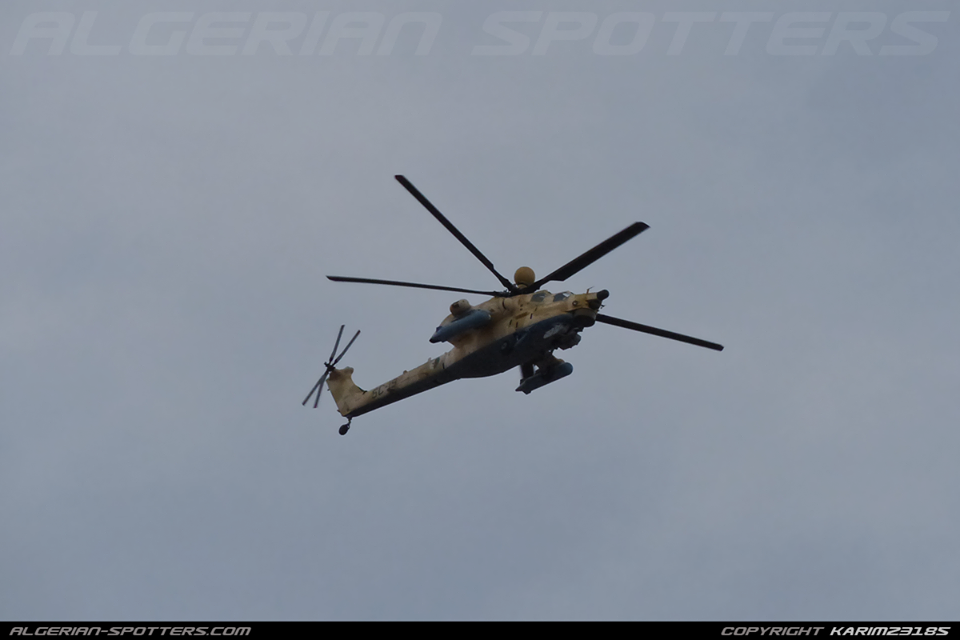 Armée Algérienne (ANP) - Tome XIV 34632073655_18503faa36_o
