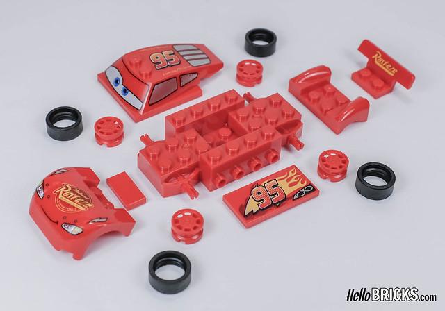 LEGO 10730 - Juniors Cars 3 - Flash McQueen