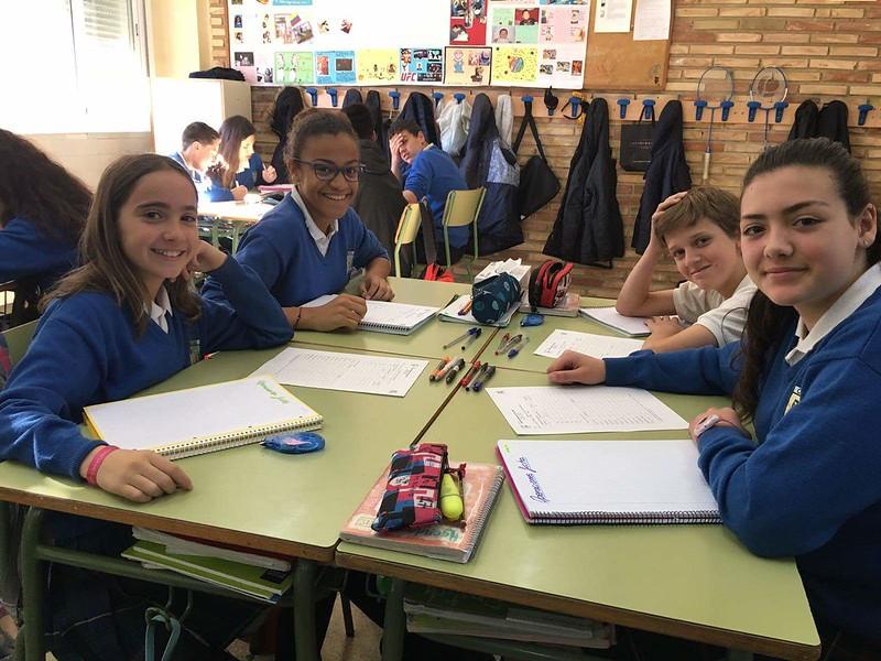 Innovación: trabajo cooperativo en matemáticas