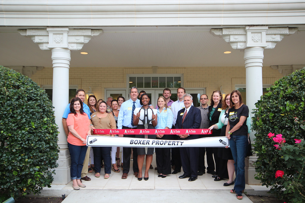10210 Grogans Mill Ribbon Cutting Ceremony