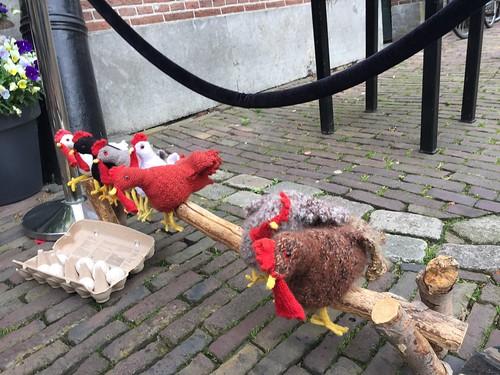 brei haakfestival de Schapekop Nieuwpoort 2017