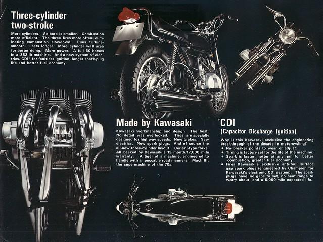Kawasaki Mach 3 3