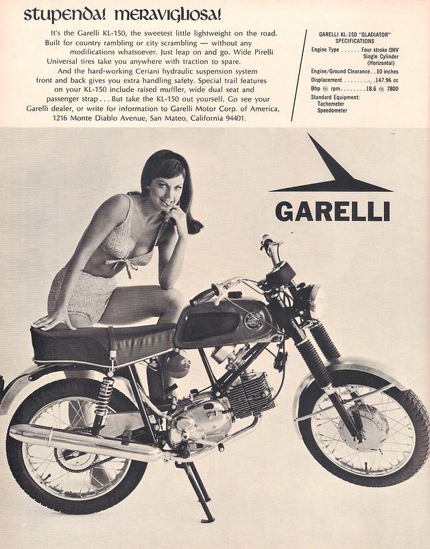 Garelli KL150