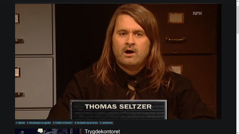 thomas seltzer trygdekontoret