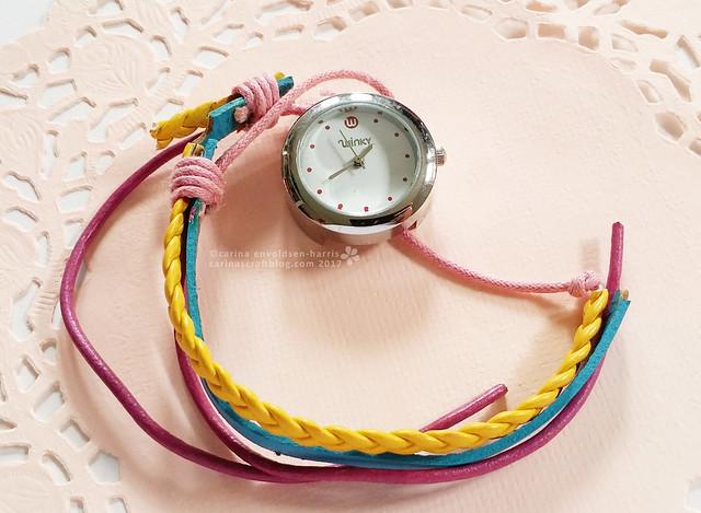 Repurposed watch