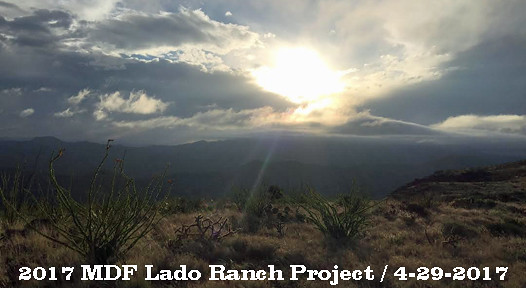 MDF / Lado Ranch Wildlife Water Project