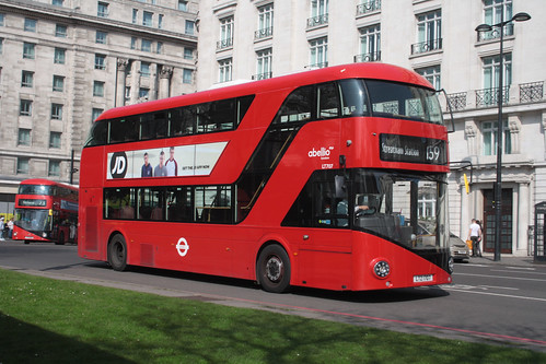 Abellio London LT707 LTZ1707