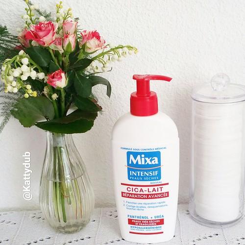Test produit de Mixa