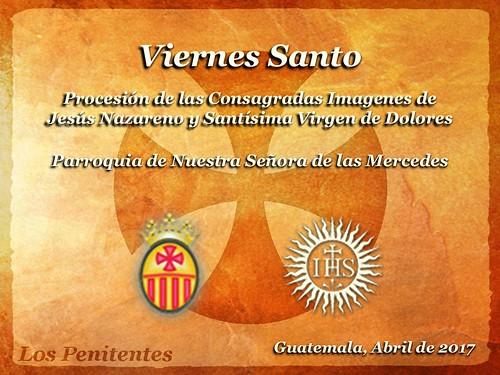 Viernes Santo, La Merced