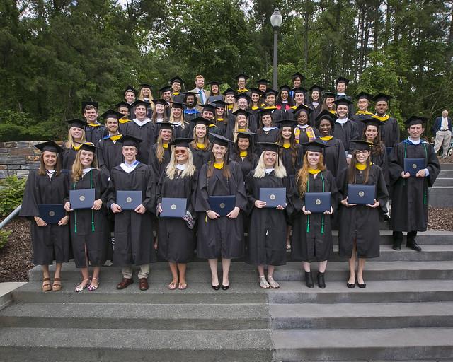 2017 Undergraduate Recognition Ceremony