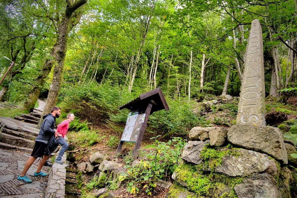 Hiking Stoltzekleiven