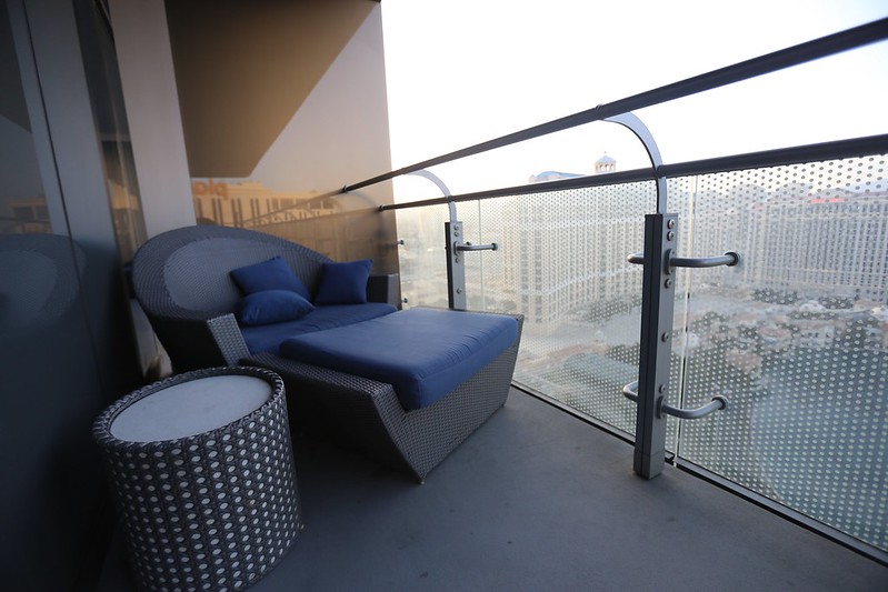 Cosmopolitan Las Vegas Wrap Around Suite 30
