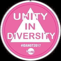 IDAHOT 2017 BADGE