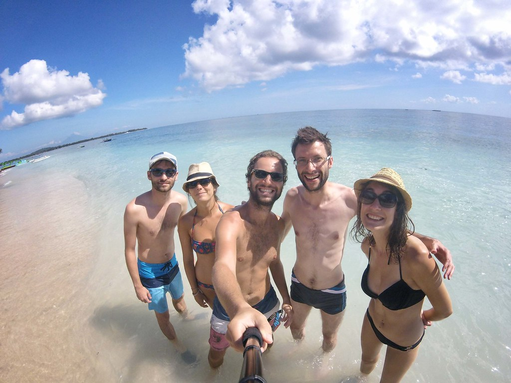 Gili Air - Friends