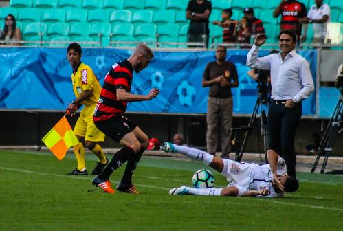 Brasileirão - Vitória x Corinthians - Fotos: Maurícia da Matta