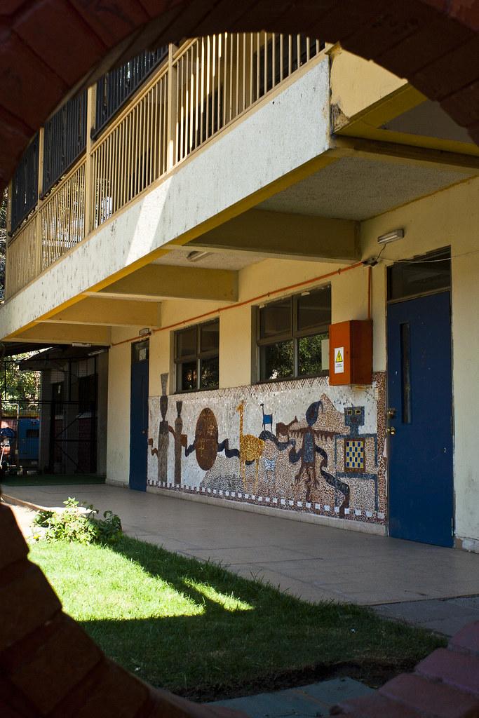 Liceo Luis Humberto Acosta Gay (El Monte)