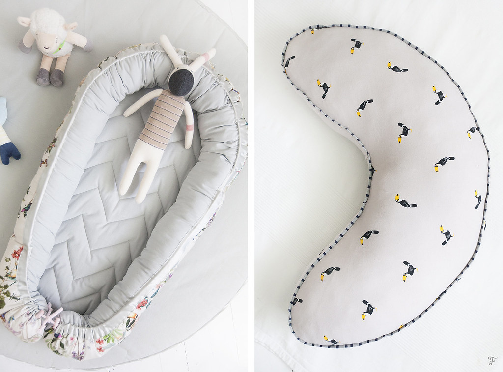 baby gear diy nest play pad eye stimulant fensismensi