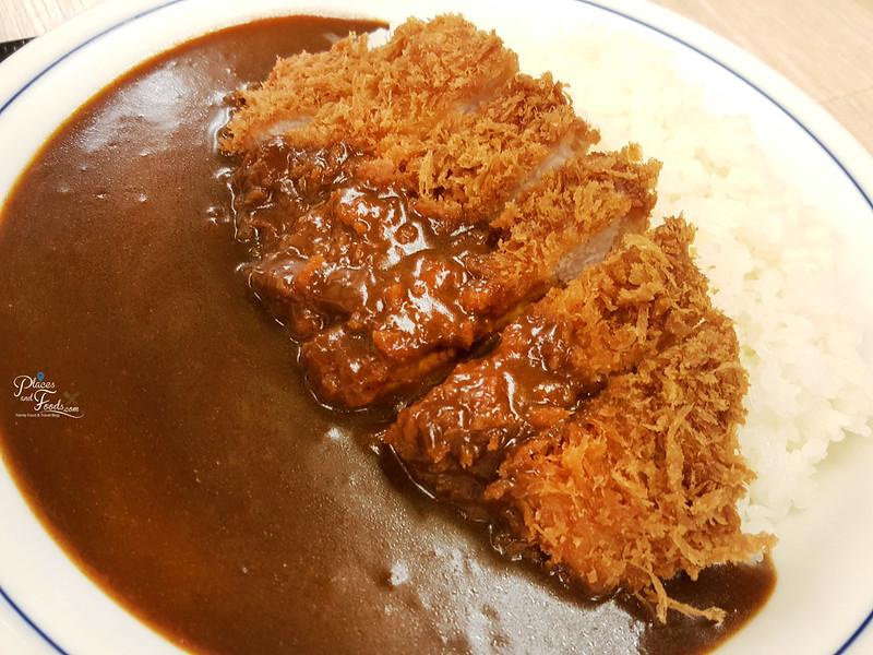 Katsuya Akihabara Tokyo tonkatsu curry