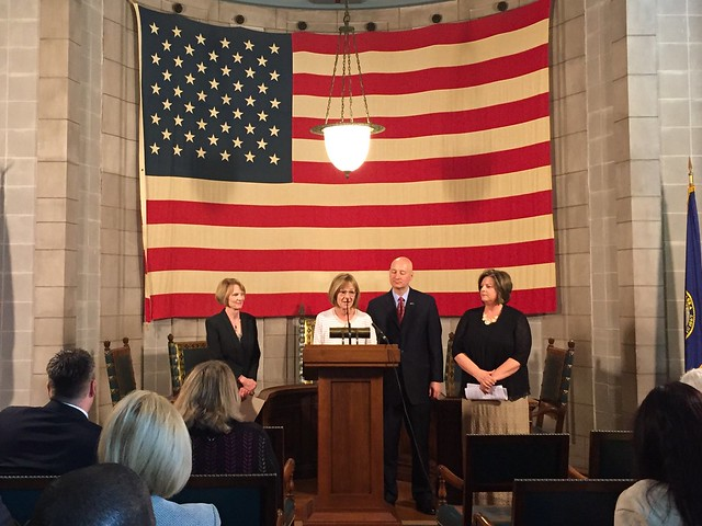 Gov. Ricketts Launches New Behavioral Health Crisis Response Initiative