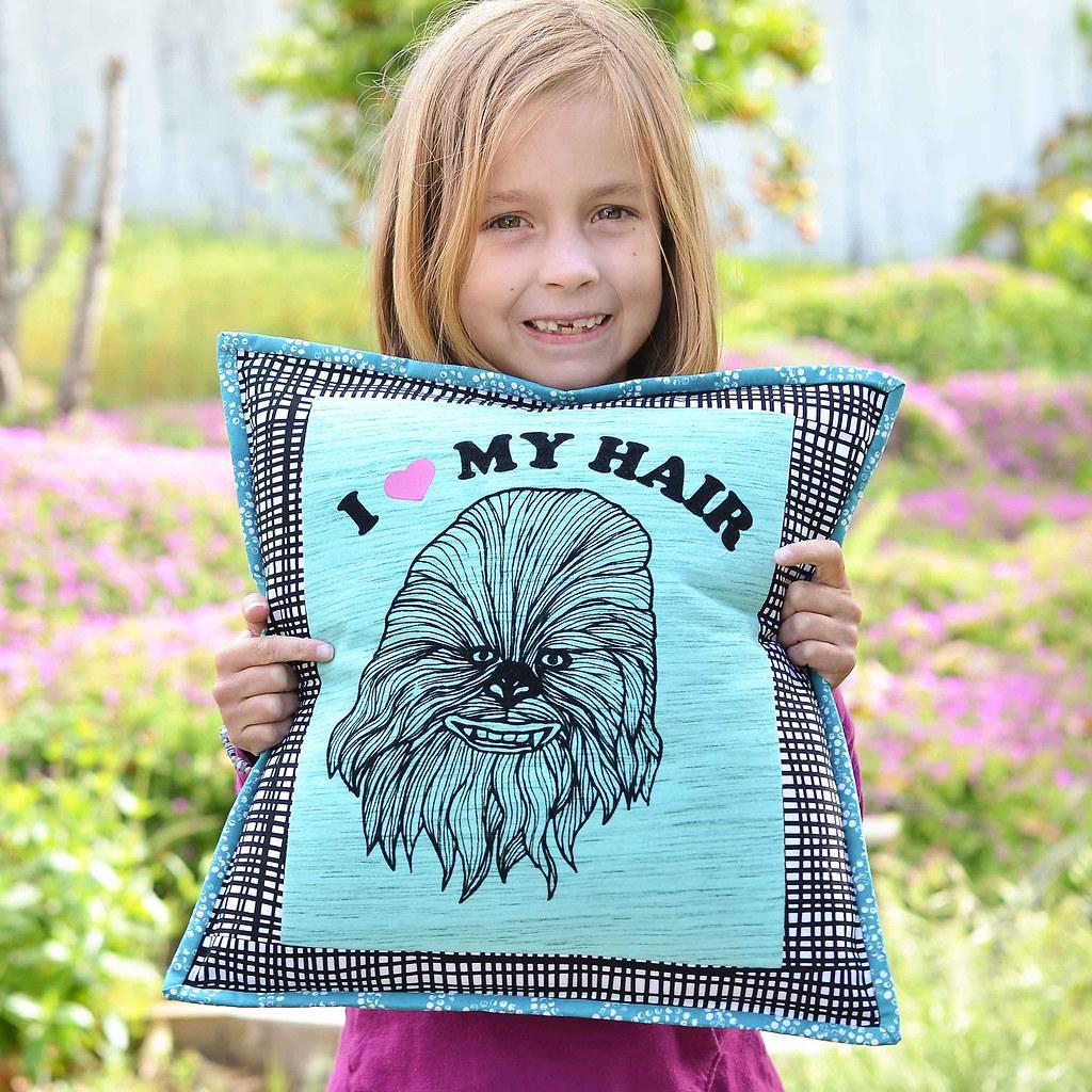 T-Shirt Pillow Tutorial