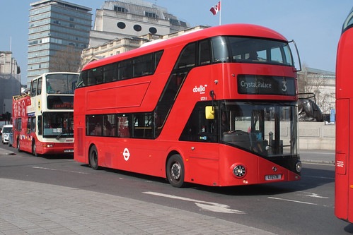 Abellio London LT711 LTZ1711