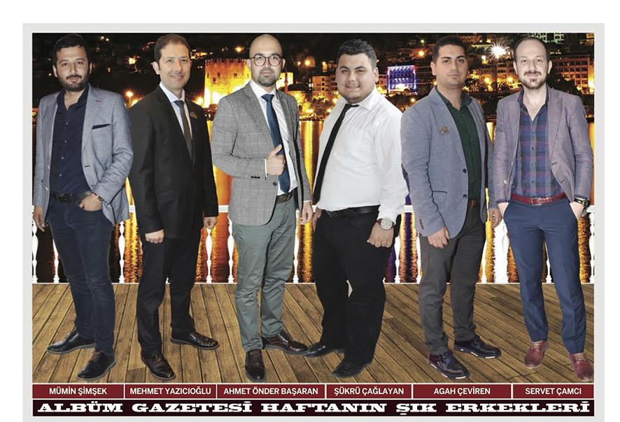Mümin Şimşek, Mehmet Yazıcıoğlu, Ahmet Önder Başaran, Şükrü Çağlayan, Agah Çeviren, Servet Çamcı