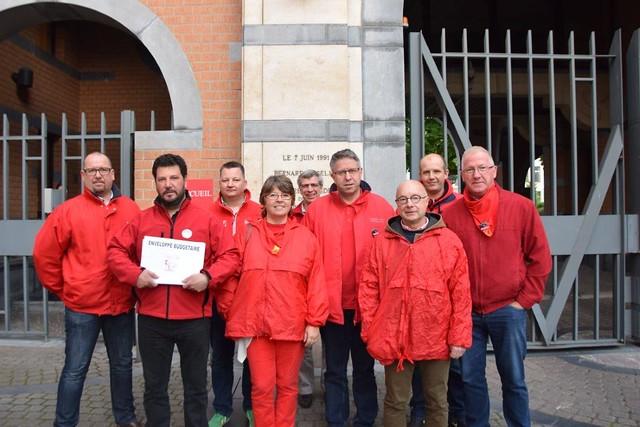 Action budget non marchand public Namur 11052017
