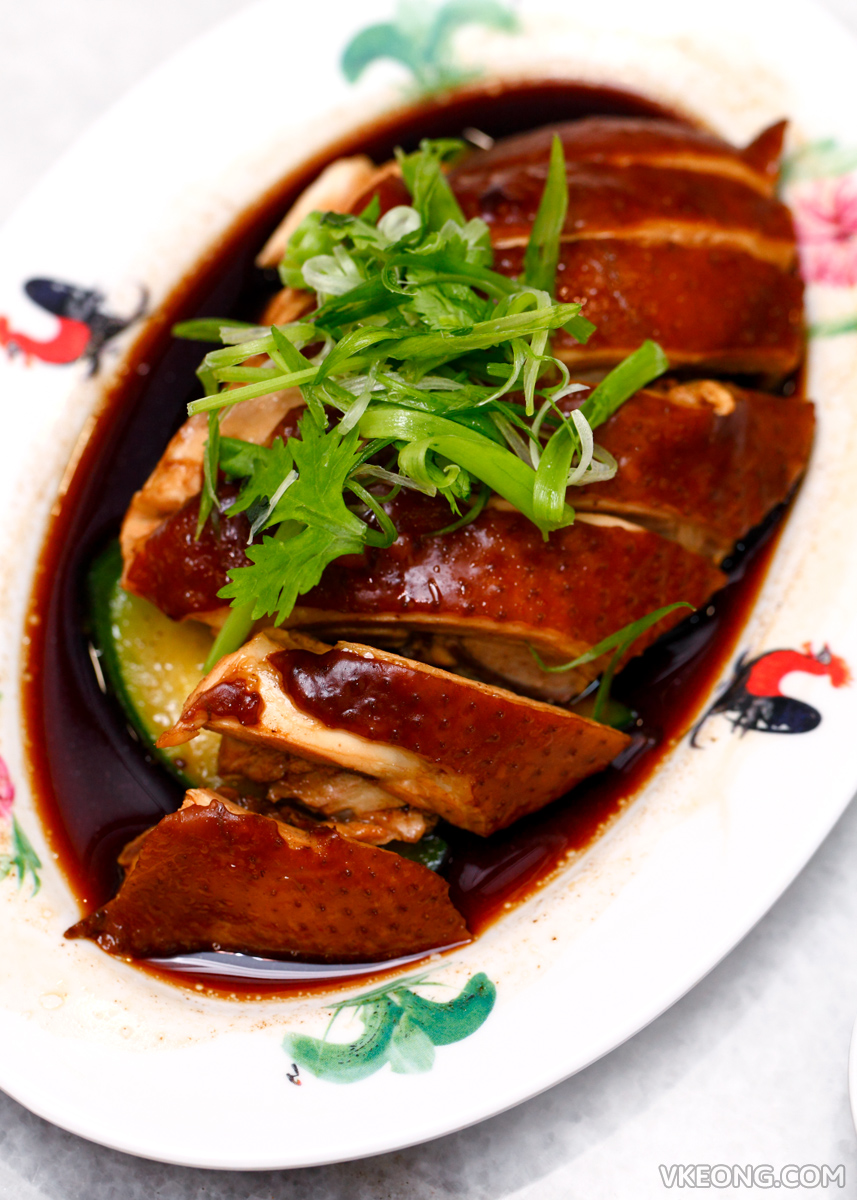 Chuen Braised Chicken