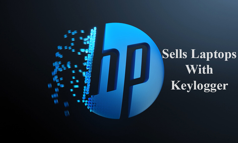 HP Selling Keylogger
