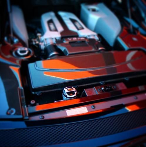 FS 2009 Audi R8