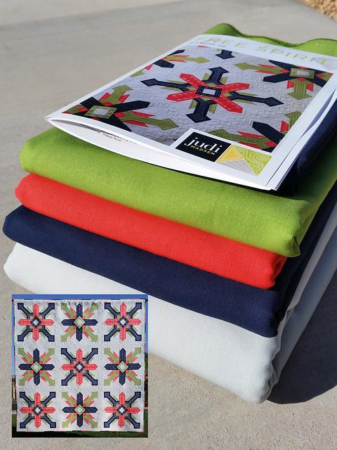 Free Spirit Quilt Kit