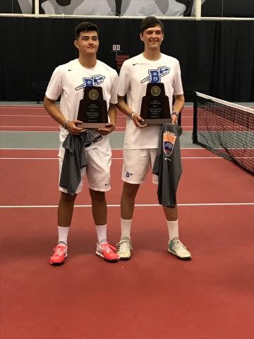 2017-05-13 NCHSAA Boys Tennis 2A Doubles