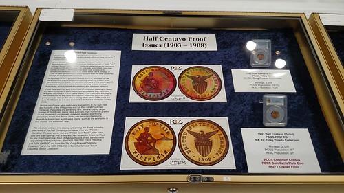 Half Centavo Proof Issues (1903-1908) exhibit