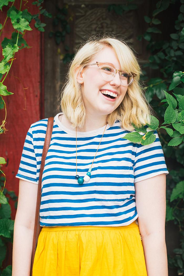 austin style blogger writes like a girl madewell midi skirt24