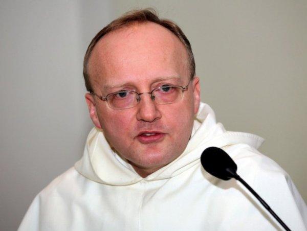 Tân Viện Trưởng Đại Học Giáo Hoàng Angelicum: Cha Michal Paluch, O.P.