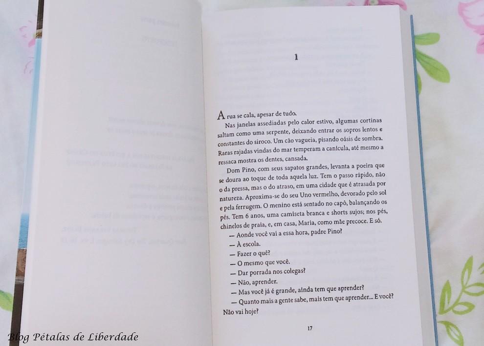"""Resenha: livro """"O que o inferno não é"""", Alessandro D'Avenia (com sorteio de um exemplar)"""