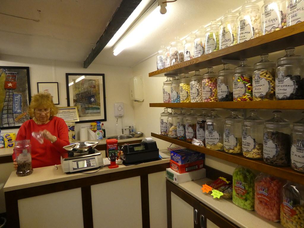 Shop, Shipley Glen Tramway