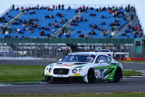 Andy Soucek - Vincent Abril - Maxime Soulet, Bentley Continental GT3, Blancpain GT Series Endurance Cup, Silverstone 2017