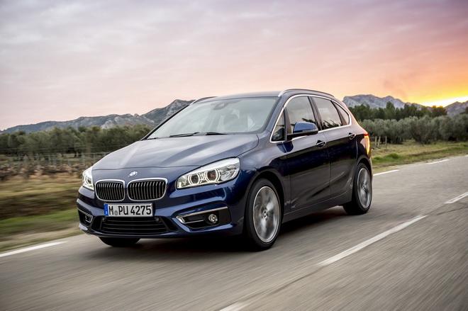 [新聞照片四] BMW 2系列Active Tourer特定車型加碼贈送一年乙式全險