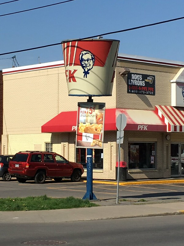 KFC on Regina 2
