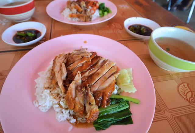 chiang rai thailand lunch