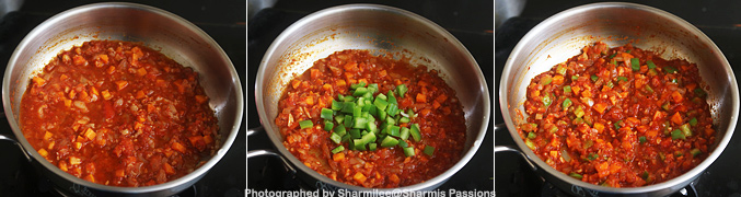 How to make Masala pasta recipe - Step6