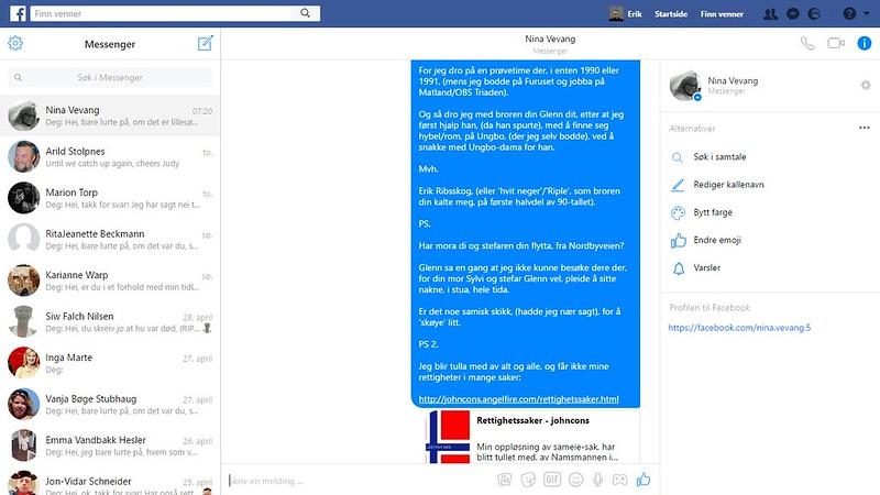 facebook 4 glenn hesler søster