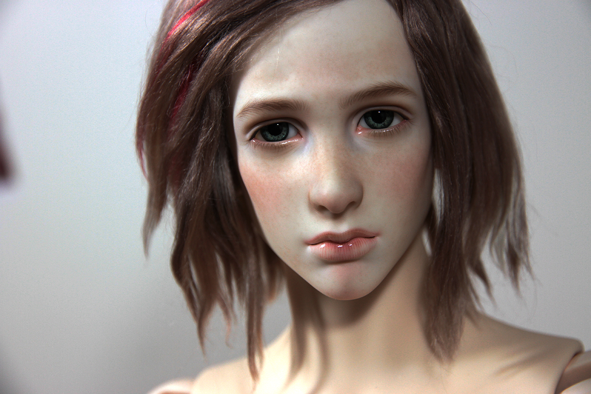Faceup for Julie W
