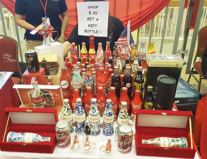 coca cola collectors fair 2017 turkey